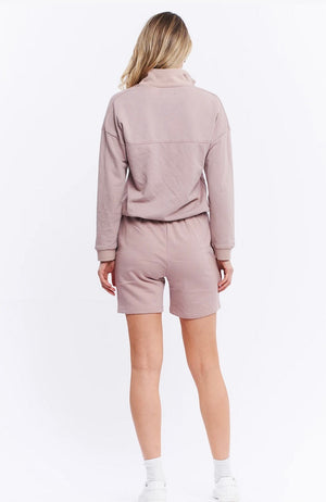 Track Shorts - TAUPE