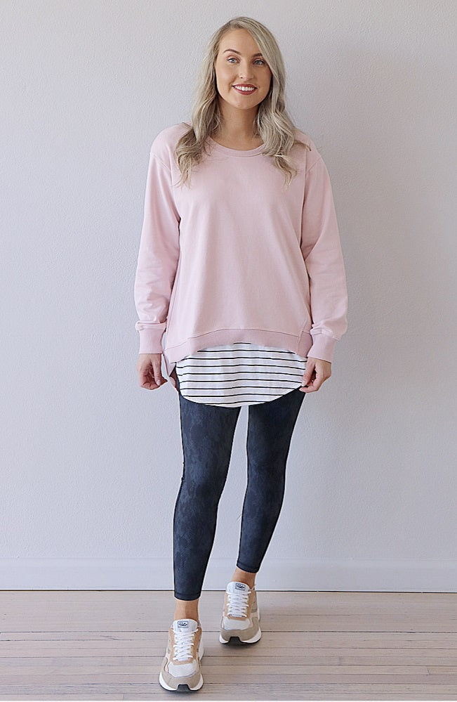 Newhaven Sweater Marshmallow