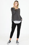Ulverstone Sweater - Ash