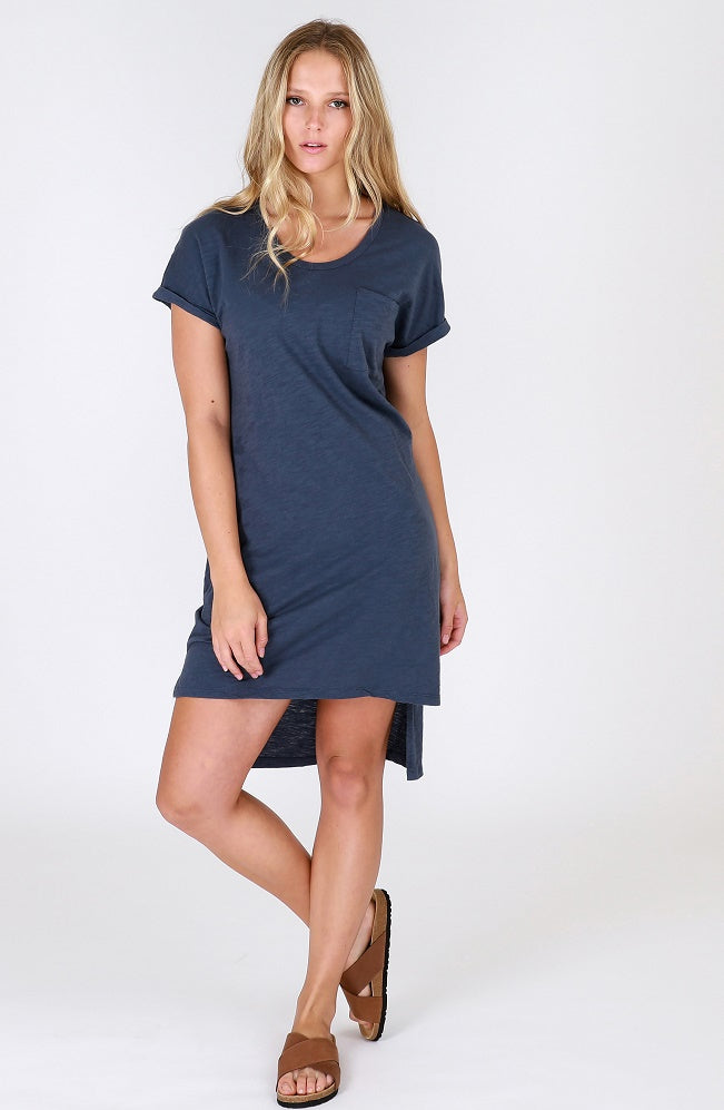 Berlin Tunic - Indigo
