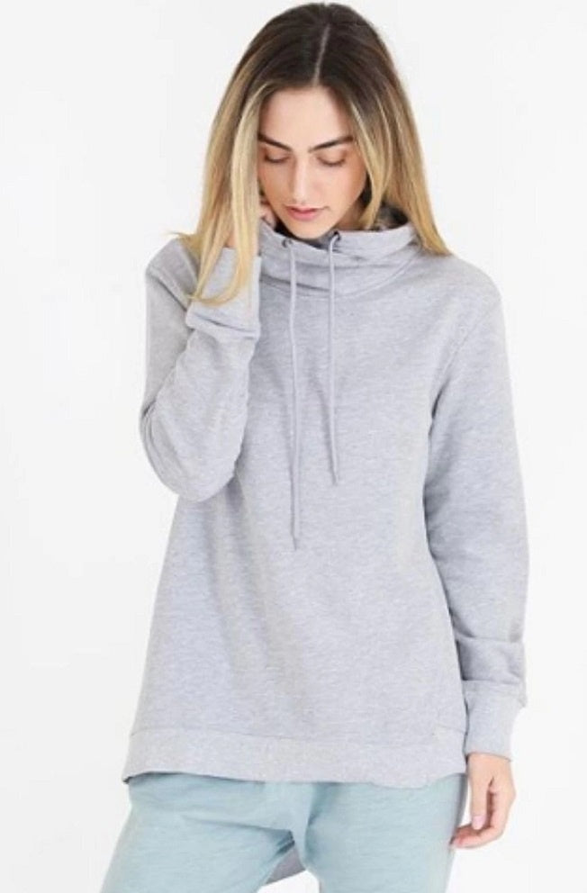 Jenna Sweater - Grey