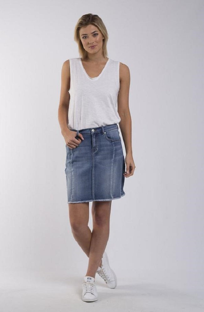 Kiama Denim Skirt