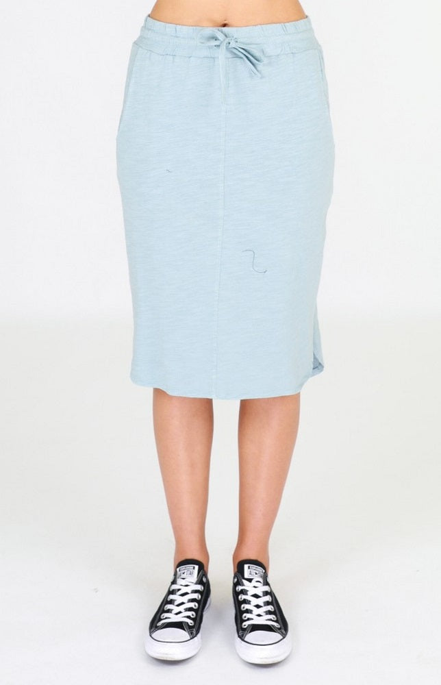 Olivia Skirt - Mint Blue