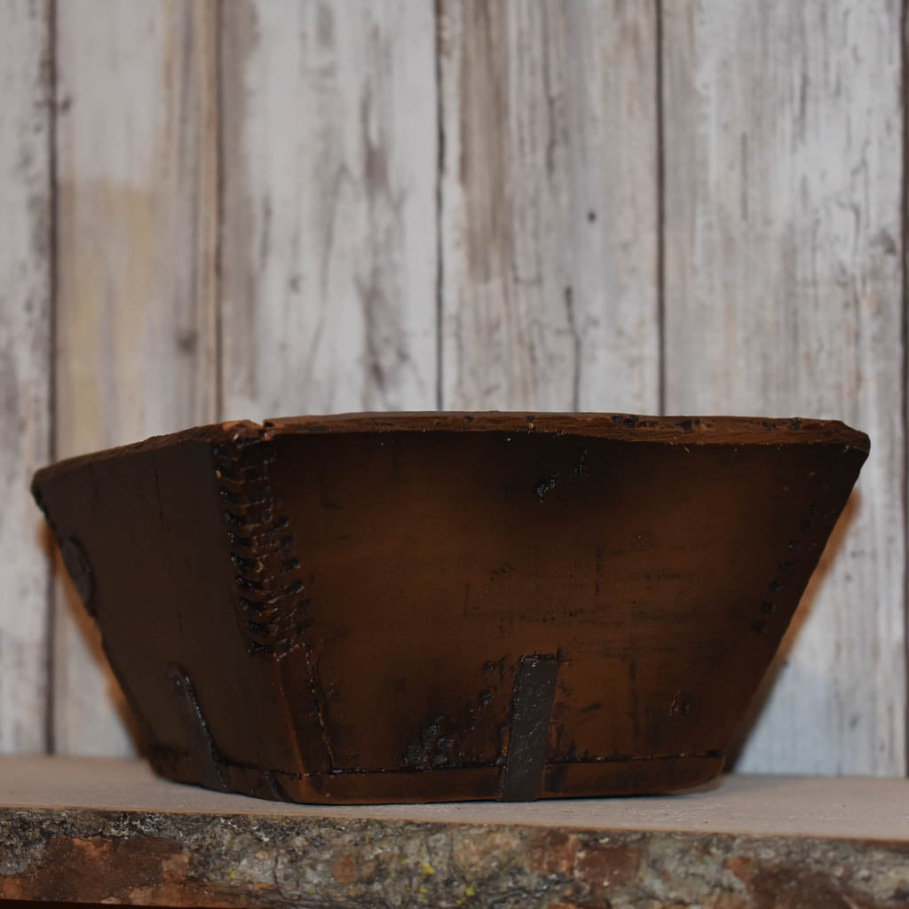 Square Bowl - Treenware