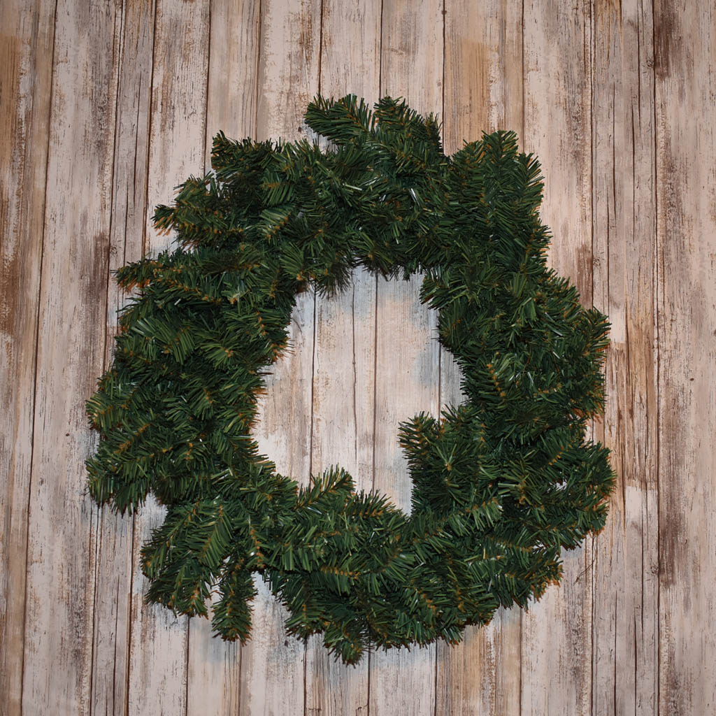 Twig Wreaths: 24 inch Pine Wreath | Burlap Basement