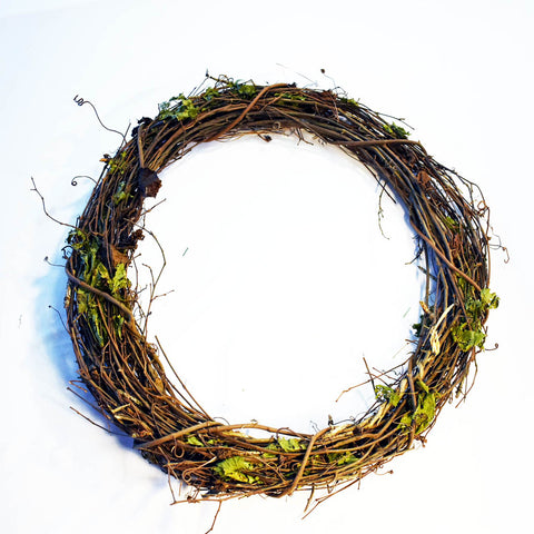 Twig Wreaths: Large Grapevine Wreath | Burlap Basement