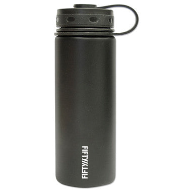 FIFTYFIFTY 18oz Insultated Waterbottle