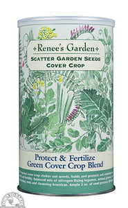 Scatter Cover Crop Seed