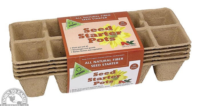 Seed Starter Pots - Strips Clearance