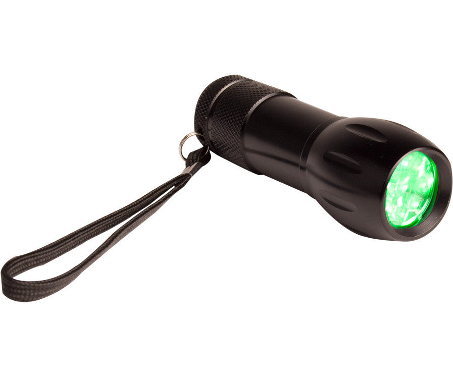 Active Eye Flashlight (green LED)