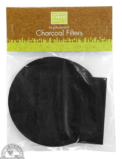 Compost Replacment Filters 2pc