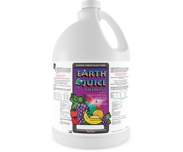Earth Juice Xatalyst