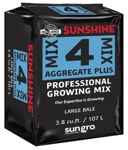 Sunshine Mix  #4 Large Bale 3.8CF