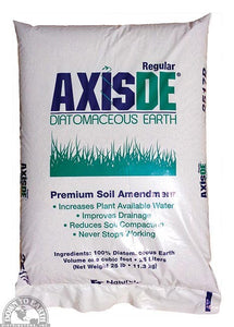 AxisDE Diatomaceous Earth 25 LB