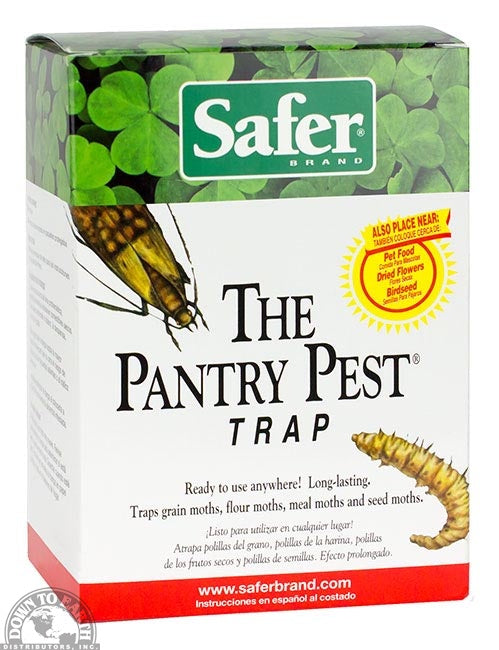 Safer Pantry Pest Trap Clearance