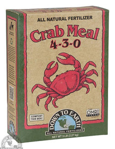Crab Meal 4-3-0