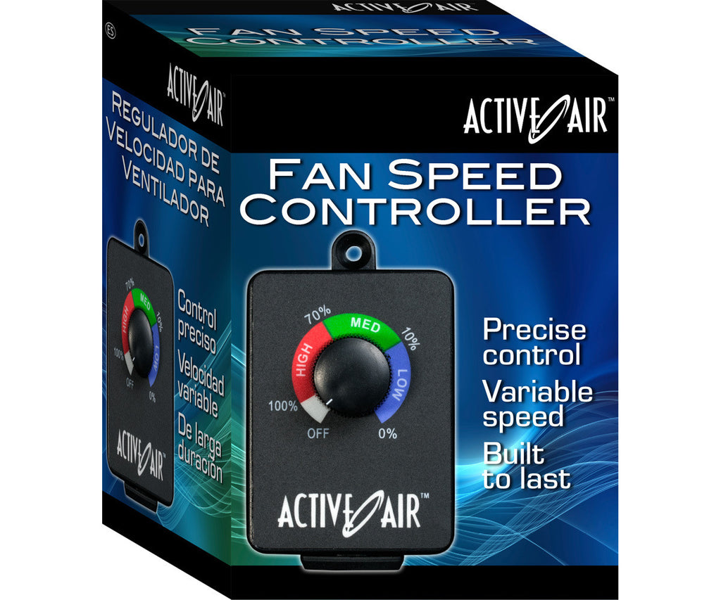 Active Air Fan Speed Adjuster