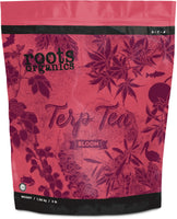 Roots Organics Terp Tea Bloom