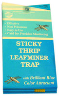 Blue Sticky Thrip Leafminer Trap