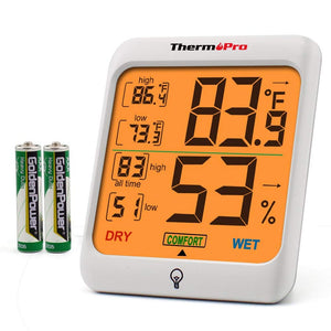Govee Hygrometer  Temperature and Humidity Monitor