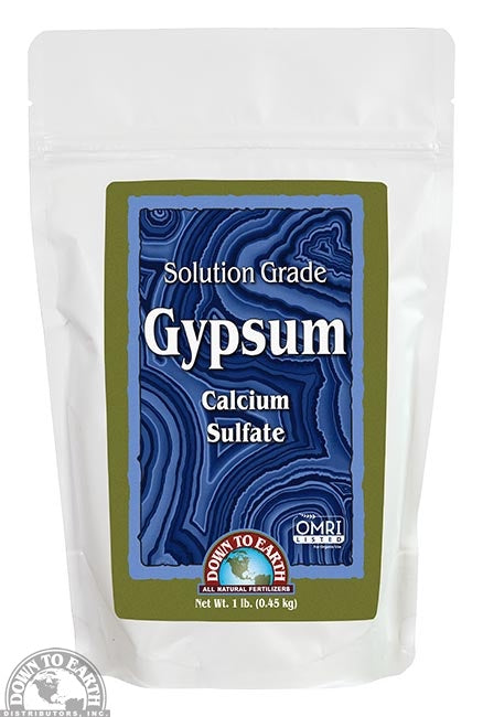 DTE Solution Grade Gypsum