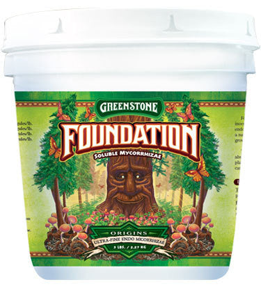 Greenstone Foundations Mycorrhiza