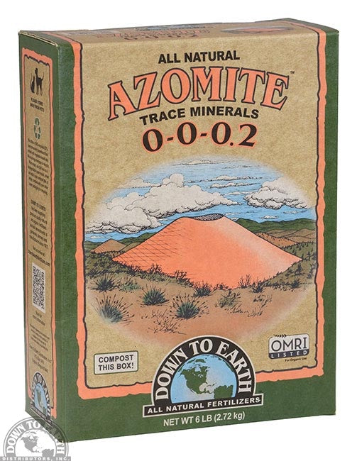 "Azomite SR ""Slow-Release"" Powder 0-0-0.2"