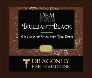 DEM Brilliant Black 454g