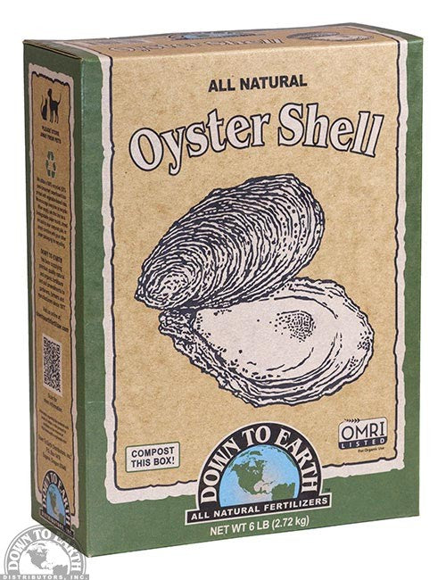 Oyster Shell Flour Hilo Grow Shop