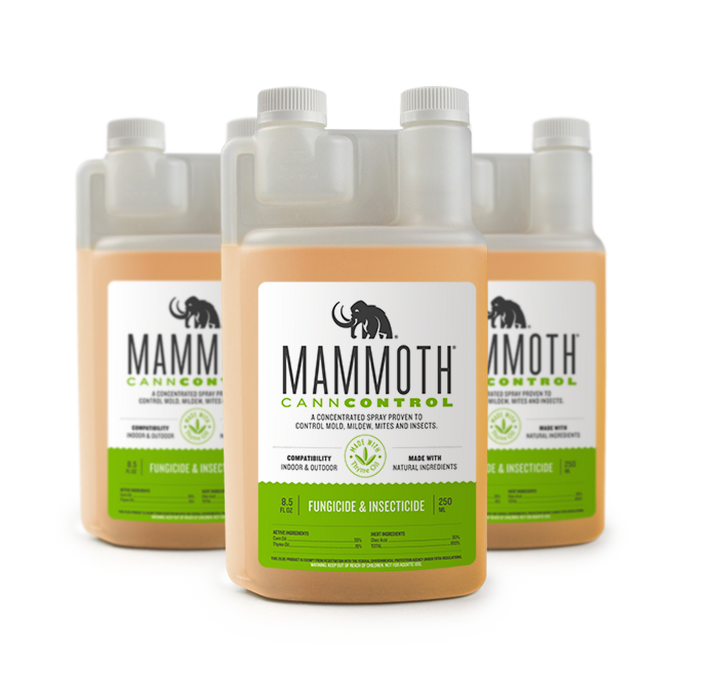 Mammoth CANNCONTROL Fungicide & Insecticide
