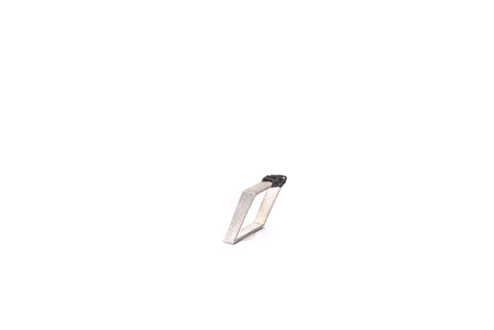 thick black square ring 3