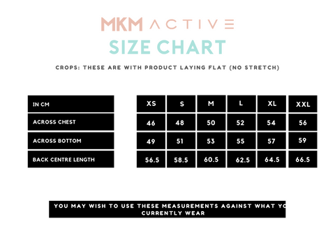 mkm active purple haze crop size chart