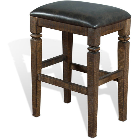 Sunny Designs Homestead Backless Stool 1430TL2-30 - BarStoreUSA