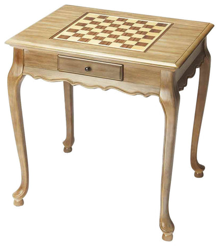 Butler Furniture Bannockburn Driftwood Game Table 1694247 - BarStoreUSA