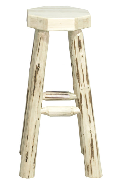 Montana Woodworks Montana Collection Backless Barstool - BarStoreUSA