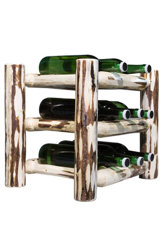 Montana Woodworks Montana Collection Countertop Wine Rack - BarStoreUSA
