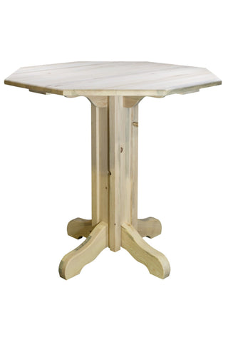 Montana Woodworks Homestead Collection Pub Table - BarStoreUSA