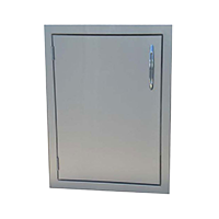 Capital 24″ Vertical Single Access Door CG24ADVS - BarStoreUSA