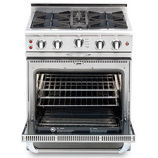 Capital Culinarian 30″ Gas Self Clean Range CGSR304 - BarStoreUSA