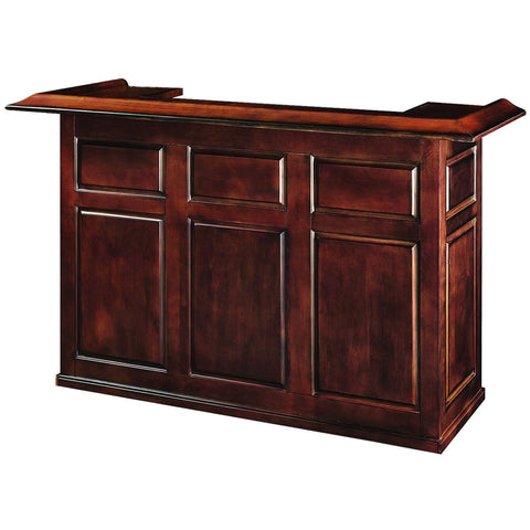 "RAM Game Room 72"" Bar with Wine Storage DBAR72 - BarStoreUSA"