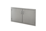 Capital 40″ Precision Double Access Doors CG40ADS - BarStoreUSA