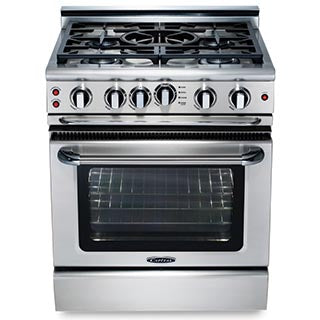 Capital Precision 30″ Gas Self Clean Range GSCR304B - BarStoreUSA