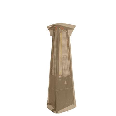 Lava Heat Italia A-line Capri Heaters Heavy Duty All Weather Cover - Tan LHP-191 - BarStoreUSA