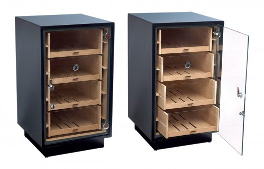 Prestige Manchester Contemporary Upright Counter Display for Cigars MCHST - BarStoreUSA