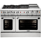 Capital Culinarian 48″ Gas Manual Clean Range MCOR484BB - BarStoreUSA