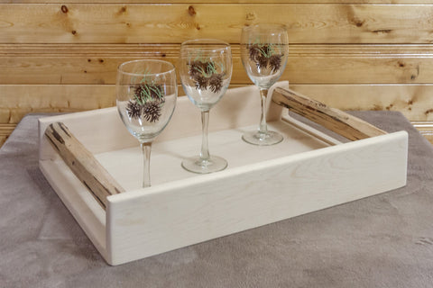 Montana Woodworks Montana Collection Serving Tray - BarStoreUSA