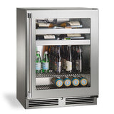 "Perlick Signature Series Sottile 18"" Depth Outdoor Beverage Center - BarStoreUSA"