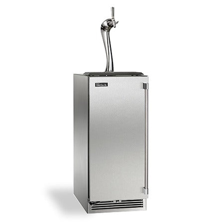 "Perlick 15"" Signature Series Adara Beer Dispenser - BarStoreUSA"