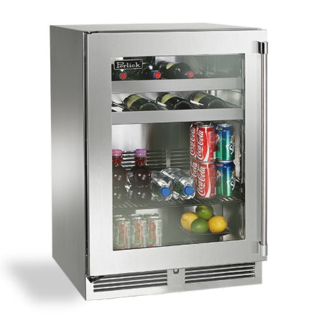 "Perlick 24"" Signature Series Beverage Center - BarStoreUSA"
