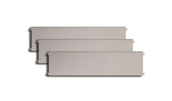 "Perlick 24"" Stainless Steel Drawer Dividers 67964 - BarStoreUSA"